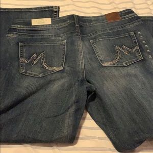 Maurices Jeans - Maurices Blue Jeans